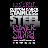 Ernie Ball 2245 Stainless Steel