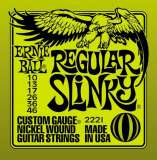 Ernie Ball 2221 Slinky lime Nickel Wound