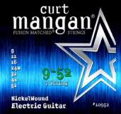 Curt Mangan Nickel Wound 9-52