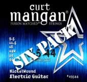 Curt Mangan Nickel Wound 9,5-44